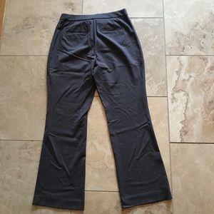 Dana Buchman Pants - Gray Dress Pants